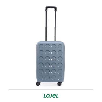 CROWN LOJEL VITA系列 多色 圓圈 拉鍊 旅行箱 19吋 行李箱 PP10-19