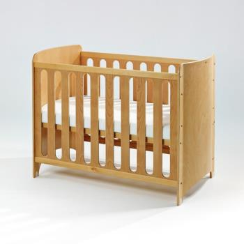 Bendi i-Lu wood 櫸木多功能嬰兒床-大床優惠組(床組+床墊+床圍+蚊帳)