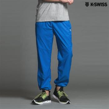 K-Swiss Track Pants運動長褲-男-藍