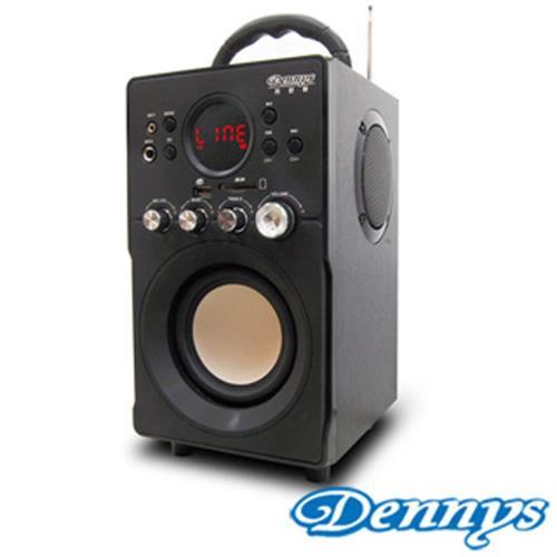 Dennys 迷你2.1多媒體 重低音 MP3音響 WS-330