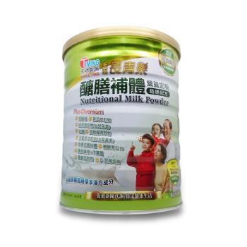 【天明製藥】天明長青樂-醣膳補體營養奶粉(鉻穩配方)(900g/罐)