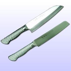 鐵馬雙刀組(主廚刀+水果刀)