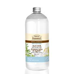 波蘭Green Pharmacy橄欖&米乳美肌泡澡乳