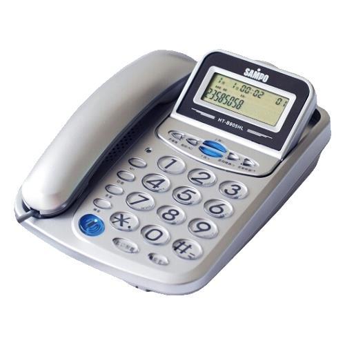 【聲寶SAMPO】多用型有線電話