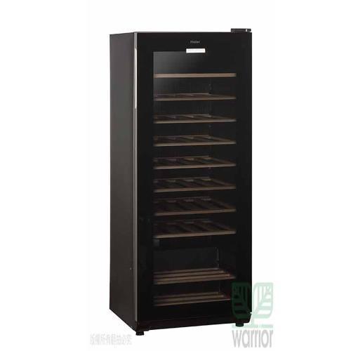 Haier海爾電子式恆溫儲酒冰櫃