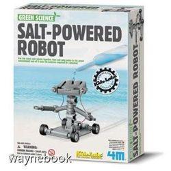 【4M】科學探索系列 - 鹽水動能機器人 00-03353