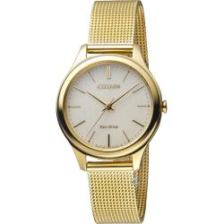 CITIZEN LADYS 典雅大方米蘭時尚腕錶 EM0502-86P