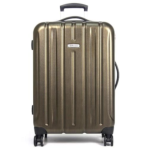 EMINENT 雅仕 -23吋 輕量PC拉絲金屬旅行箱 -三色可選URA-KF21-23