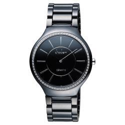 Diadem 黛亞登邱比特傳愛系列陶瓷腕錶 黑 38mm 8D1601-611DD-D