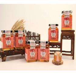 田蜜園 養蜂場限量玉荷包蜂蜜搶鮮組(330g/瓶)*6瓶