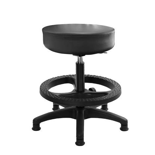 GXG 圓凳款 工作椅 (塑膠踏圈) TW-T01 EK