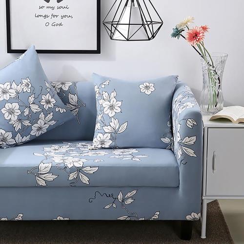 挪威森林 沙發套/沙發罩 舒適彈性靜謐時光(單人座)
