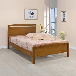Homelike 貝霖香床架組-單人3.5尺(不含床墊)