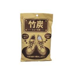 KOKUBO 日本進口 竹碳除濕消臭100g-鞋用 2入 LI-2397