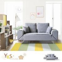 【YKS】沐亞機能布沙發/ 沙發床獨立筒版