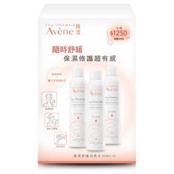 Avene雅漾 舒護活泉水(300ml)三入特惠組