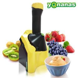 正宗美國 Yonanas 天然健康 水果冰淇淋機 黃 (大黃蜂)