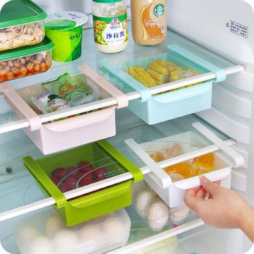 冰箱收納盒4入組