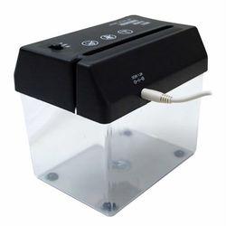 迷你輕便USB電動碎紙機
