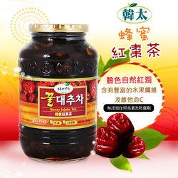 韓太 韓國黃金蜂蜜紅棗茶1kg