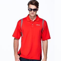 【SAIN SOU】台灣製涼感吸濕排汗POLO衫T26503-03