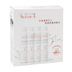 【Avene雅漾】舒護活泉水限量特惠組 (300ml X4罐)