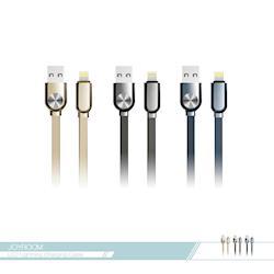 JOYROOM機樂堂 曙光 1M快充扁線Lightning數據傳輸線(S-M339) 電源連接充電線 iPhone適用