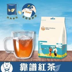 [台灣茶人]辦公室正能量-靠譜紅茶25包