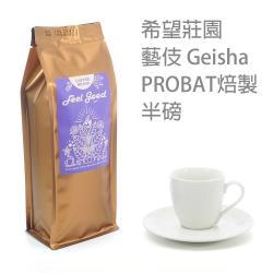 101玩豆咖 希望莊園藝伎Geisha咖啡豆日曬225g