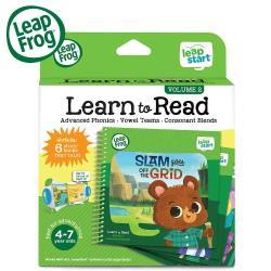 美國【LeapFrog 跳跳蛙】LeapStart 全英行動學習書籍 行動閱讀套組2