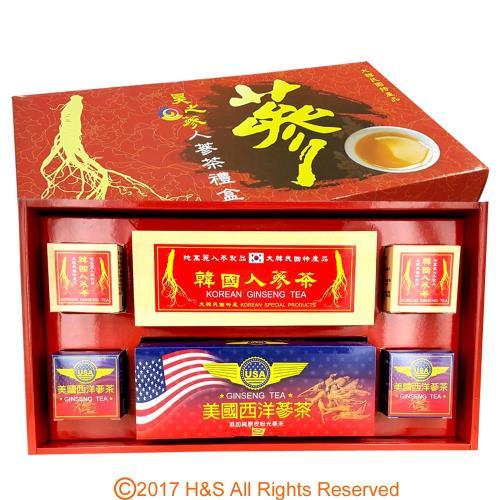《瀚軒》昊之蔘高級人蔘茶禮盒/