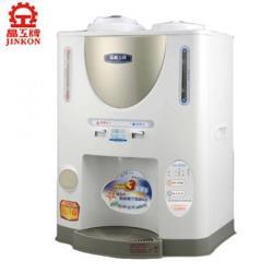 晶工牌自動補水溫熱全自動飲水供應機/飲水機   JD-3802