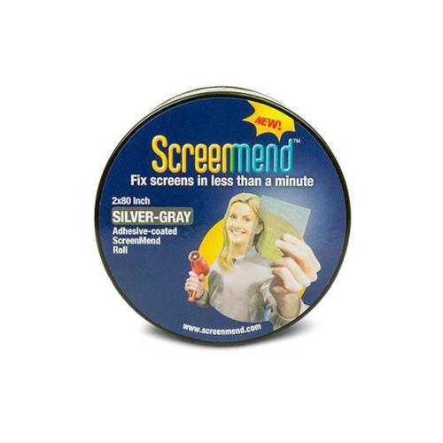 SCREENMEND Adhesive-Coated Screen Repair Roll 紗窗修補貼捲 (共2色)