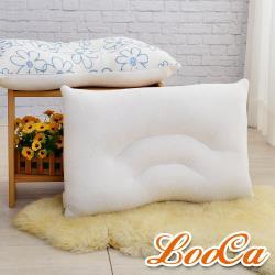LooCa 舒鼾花漾透氣兩用乳膠枕(1入)