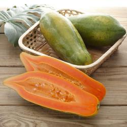 富春山農場 產銷履歷台農2號木瓜6台斤( 4-6顆)2箱