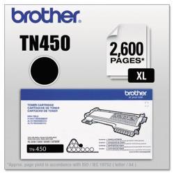Brother 公司貨 TN-450黑色原廠碳粉匣 - 一入