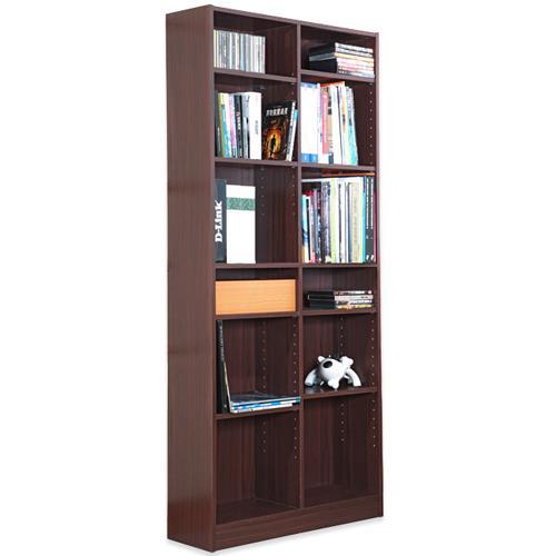 《HOPMA》十二格書櫃/收納櫃/置物櫃/展示櫃