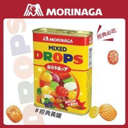 森永 多樂福水果糖經典黃罐180g x1入