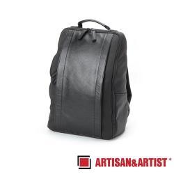 ARTISAN  ARTIST 皮革雙肩相機背包RR4-06C(黑)