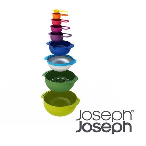 Joseph Joseph 量杯打蛋盆9件組