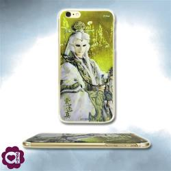 【亞古奇 X 霹靂】素還真 Apple iPhone 6/6s 超薄透硬式手機殼 3D立體印刷觸感