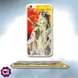 【亞古奇 X 霹靂】倦收天 Apple iPhone 6 Plus/6s Plus 超薄透硬式手機殼 3D立體印刷觸感