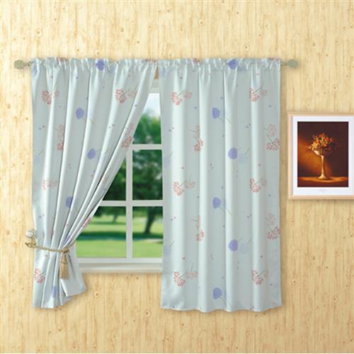 莫菲思 無紗蒲公英遮光窗簾200x165