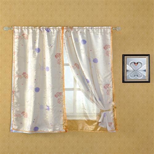 莫菲思 和風蒲公英遮光窗簾