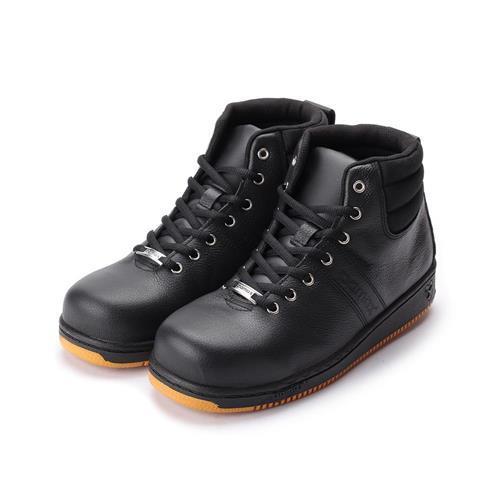 PAMAX高筒超機能鋼頭安全鞋黑男鞋鞋全家福/