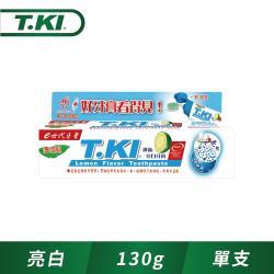 T.KI亮白牙膏130g
