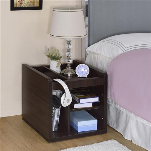 【好傢俱】時尚床頭櫃-兩色
