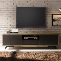 【日本直人木業】ANTE原木風格181CM電視櫃