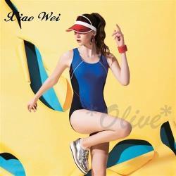 蘋果牌 時尚三角連身泳裝 NO.107427