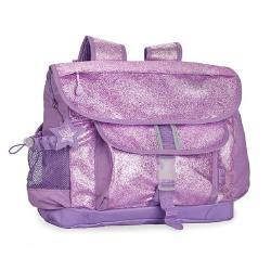 美國Bixbee - 閃采系列夢幻紫大童輕量舒壓背書包